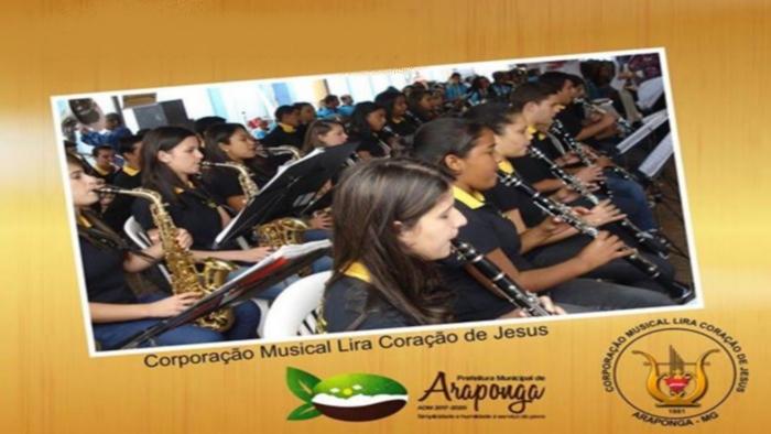 PREFEITURA MUNICIPAL CONVIDA À TODOS PARA PRESTIGIAREM APRESENTAÇÃO DA BANDA LOCAL !!