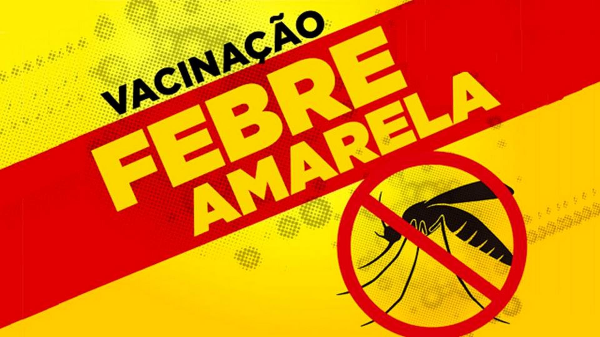 SECRETARIA MUNICIPAL DE SAÚDE ALERTA PARA OS RISCOS DE FEBRE AMARELA !!!