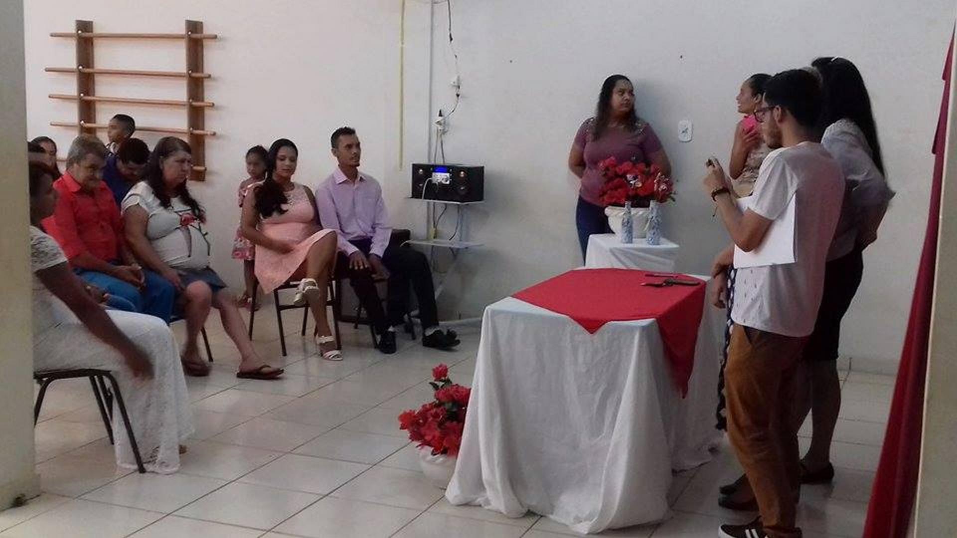 PREFEITURA MUNICIPAL REALIZA 1º CASAMENTO COMUNITÁRIO EM ESTEVÃO DE ARAÚJO !!