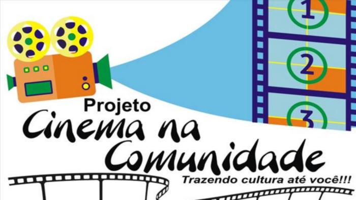 PREFEITURA APRESENTA, CINEMA NA COMUNIDADE, AGORA NA SERRA DAS CABEÇAS !!