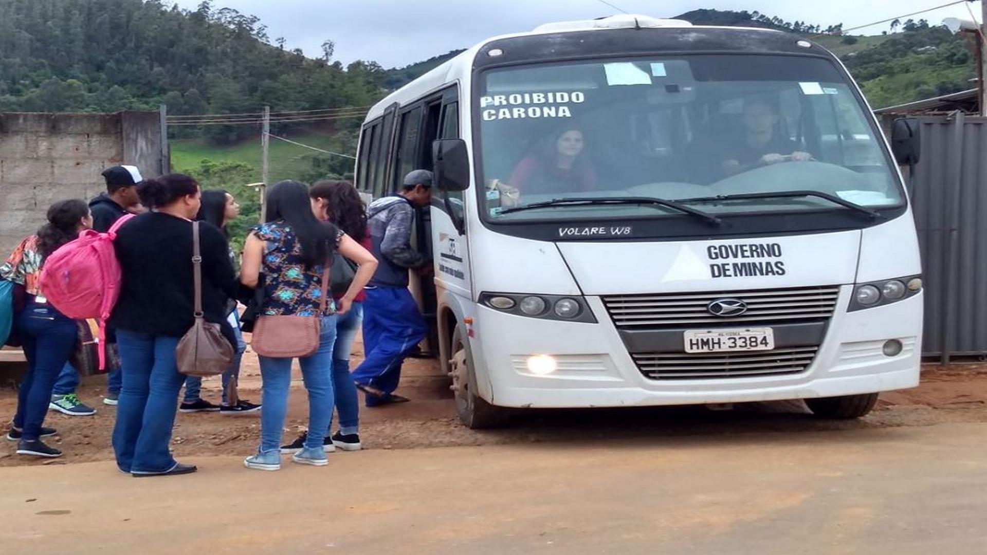 MELHORIAS NO TRANSPORTE: PACIENTES AGORA TERÃO DOIS ÔNIBUS DIÁRIOS PARA REALIZAÇÃO DE EXAMES !!!