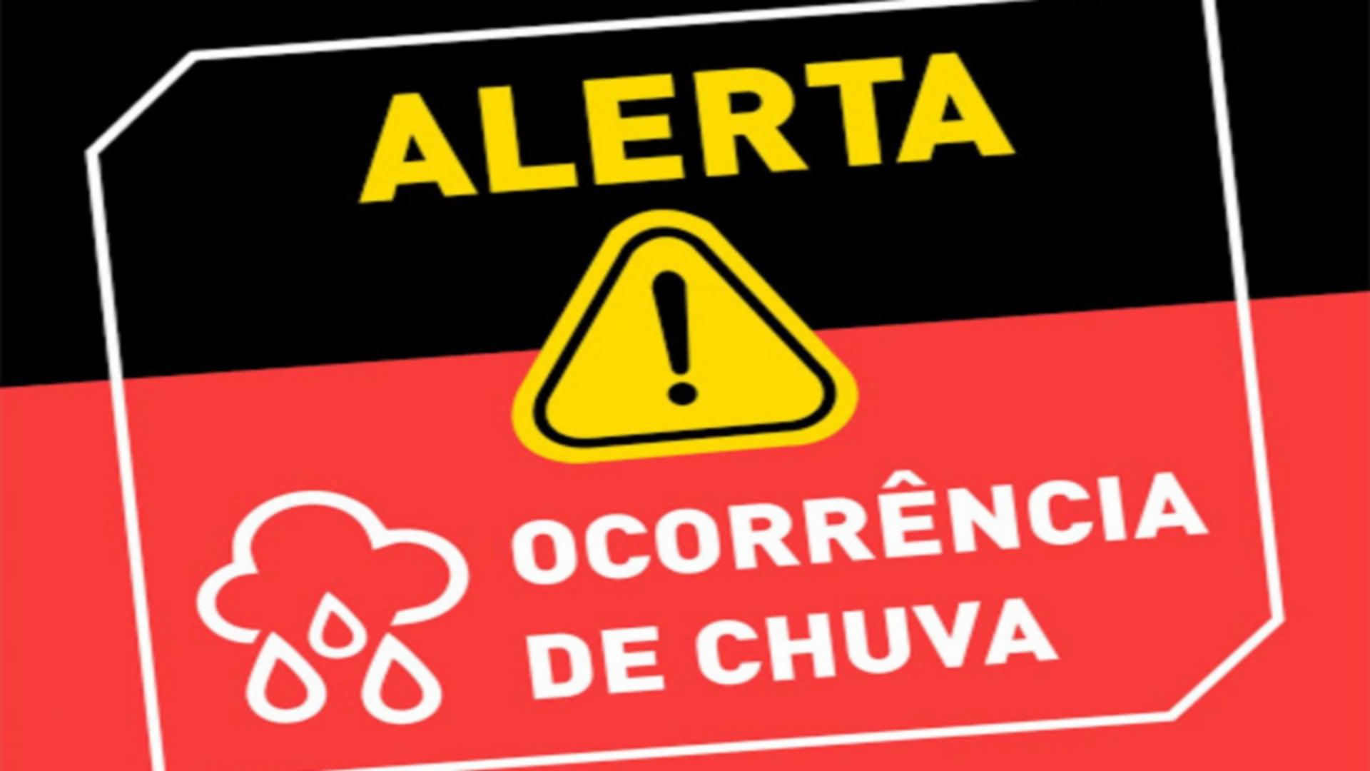 CUIDADO … ALERTAMOS PARA OS PERIGOS DAS CHUVAS !!!
