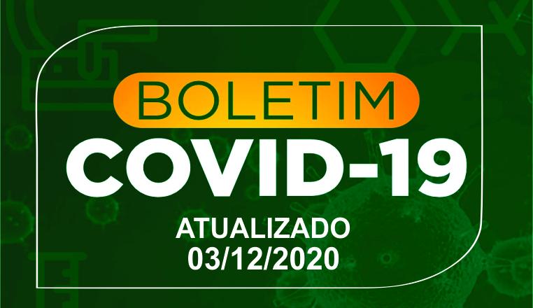 COVID-19: BOLETIM EPIDEMIOLÓGICO